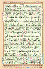Learn Quran with Tajweed Juz 03 Page 47