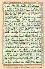 Learn Quran with Tajweed Juz 06 Page 93