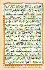Learn Quran with Tajweed Juz 06 Page 94