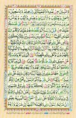 Learn Quran with Tajweed Juz 06 Page 95