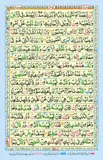 Learn Quran with Tajweed Juz 12 Page 215