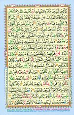 Learn Quran with Tajweed Juz 14 Page 246