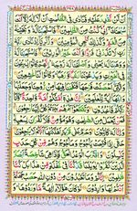 Learn Quran with Tajweed Juz 17 Page 298
