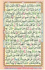Learn Quran with Tajweed Juz 20 Page 361
