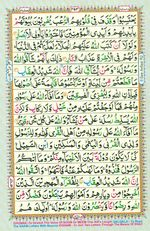 Learn Quran with Tajweed Juz 28 Page 493
